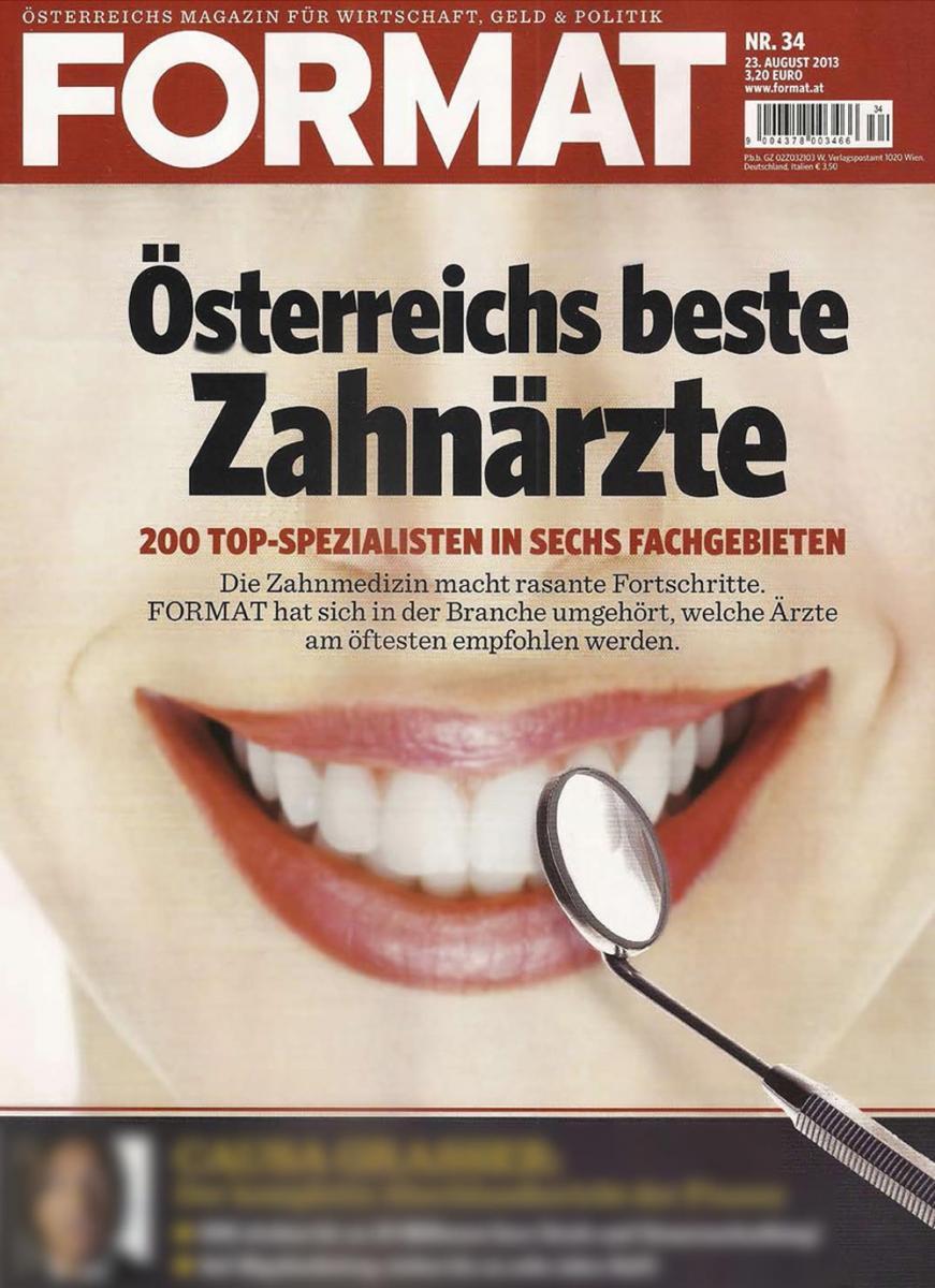 Österreichs beste Zahnärzte